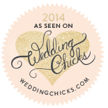 Featured on Wedding Chicks