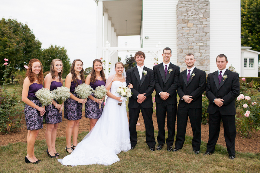 Casey and William Wedding-1627